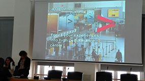Sapienza di Roma. Con il workshop Accenture prende il via il progetto Informiamoci