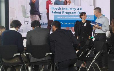 A Milano e Bari le due tappe di selezione per il Bosch Industry Talent Program