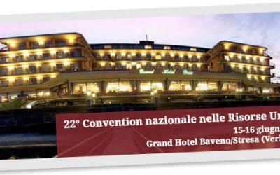 Cesop alla 22a Convention Nazionale nelle Risorse Umane e Formazione