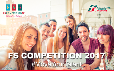 Al via la FS Competition #MoveYourTalent. I migliori talenti saranno selezionati da FS