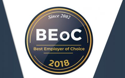 Milano, 26.01.18, Best Employer of Choice 2018