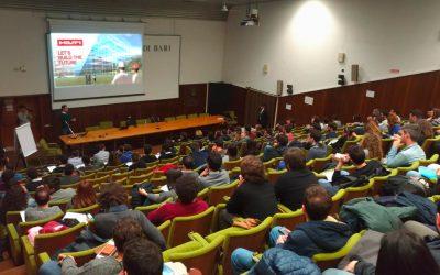 Grande successo per il workshop di Hilti al Politecnico di Bari
