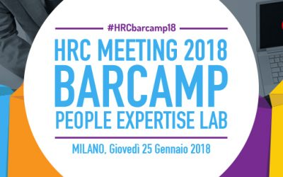 HRC Barcamp 2018 – People Expertise Lab