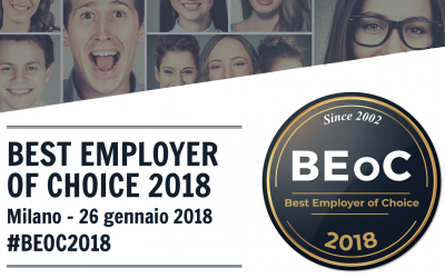 Best Employer of Choice 2018: scoprire il presente e immaginare il futuro della talent acquisition