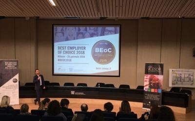 Best Employer of Choice 2018: la classifica delle aziende più desiderate dai neolaureati italiani