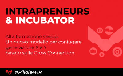 Intrapreneurs & Incubator. Scopri gli innovativi corsi di alta formazione Cesop