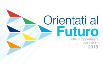 Orientati al futuro 2018, il Career Day del Politecnico di Torino
