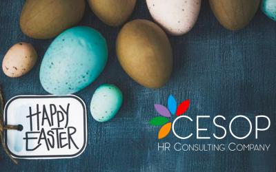 Felice Pasqua 2019 dal nostro staff!