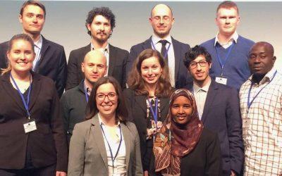 Cinque studenti del Politecnico di Torino al Munich Satellite Navigation Summit