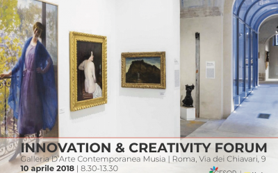 INNOVATION & CREATIVITY FORUM