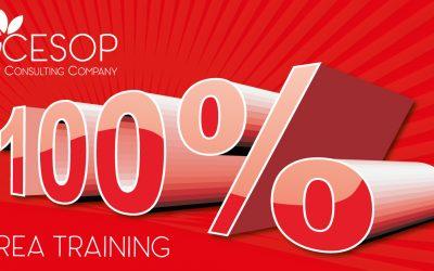 Avviso 40 Fon.Coop. 100% di successi per Cesop Training