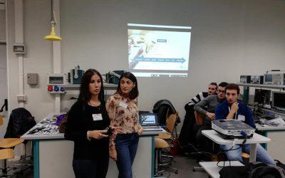 Il Campionato Universitario Makers ha fatto tappa all'Università Federico II di Napoli