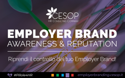 Employer Brand Awareness e Reputation