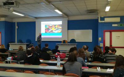 Lezione sull'Employer Branding all'Università di Firenze