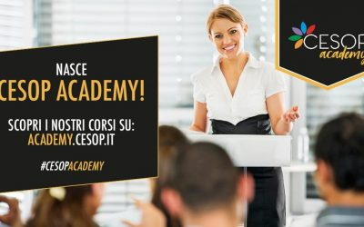 Nasce Cesop Academy!