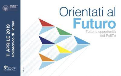 Orientati al futuro 2019, il Career Day del Politecnico di Torino