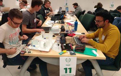 Alla Facoltà di ingegneria Federico II di Napoli la nuova tappa del Campionato Universitario Makers