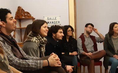 Master Ciba Cross Connection Edition | Cerimonia alla Sala delle Baleari del Comune di Pisa per i Borsisti della XXVI Edizione