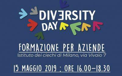 Lavoro e disabilità. Il 15 maggio una nuova giornata formativa Diversity Day