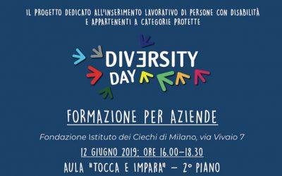 Tecnologie e disabilità. Una nuova giornata formativa targata Diversity Day