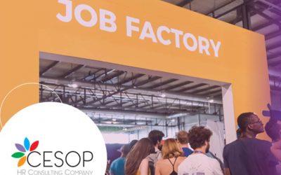 Dal 24 al 27 luglio Cesop protagonista di Campus Party, la più grande esperienza di innovazione e creatività