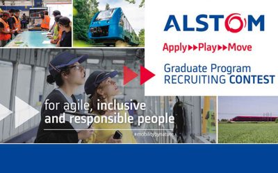 Apply, Play, Move, al via il recruiting day di Alstom targato Cesop