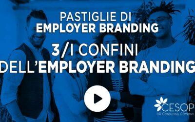 Pastiglia EB n. 3 – I Confini dell'Employer Branding