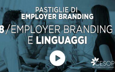 Pastiglia EB n. 8 – Employer Branding e linguaggi