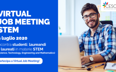 Virtual Job Meeting STEM – 9 luglio 2020