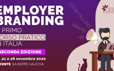 Employer Branding: il primo corso pratico in Italia