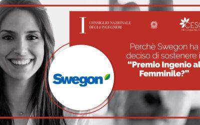 Intervista Swegon per Ingenio al Femminile