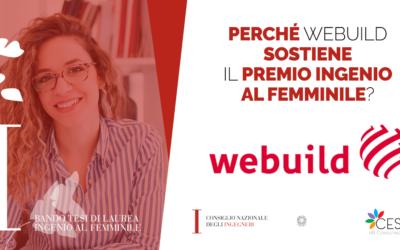 Intervista Webuild per Ingenio al Femminile